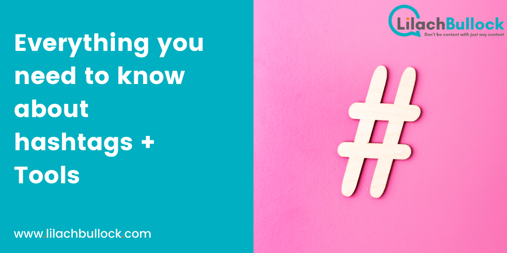 Everything you need to know about hashtags + Tools