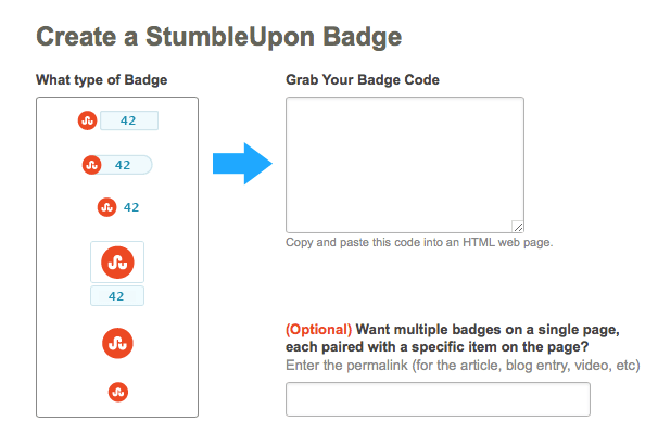 The Ultimate guide to increasing your traffic with StumbleUpon