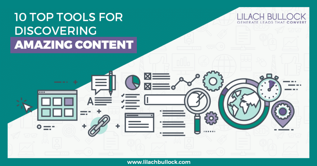 10 top tools for discovering amazing content