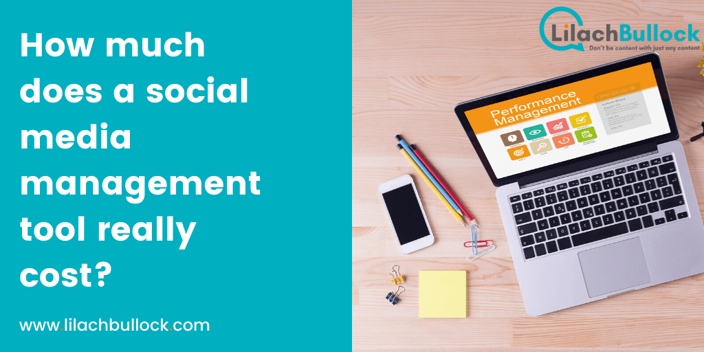 How much does a social media management tool really cost