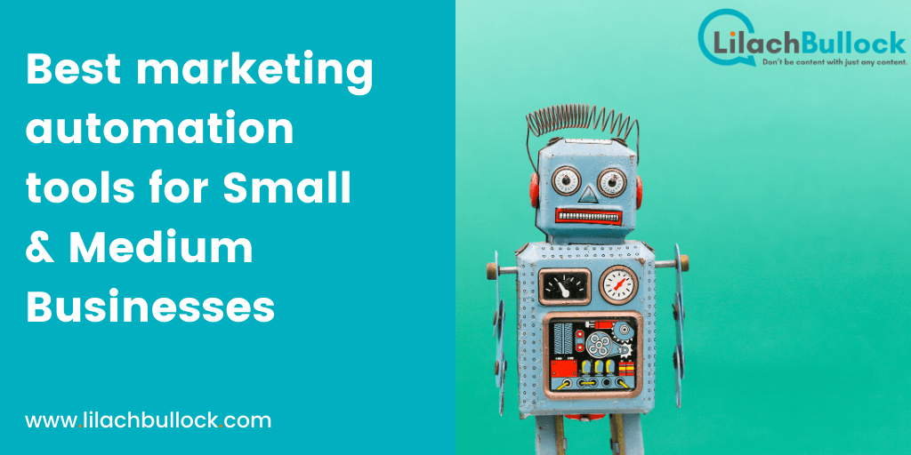 Best marketing automation tools for Small _ Medium Businesses