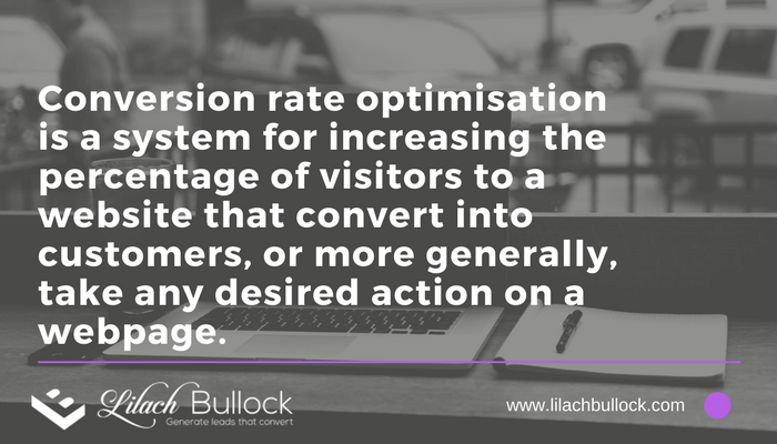 An introduction to conversion optimisation