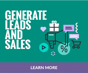 generate leads and sales lilach bullock
