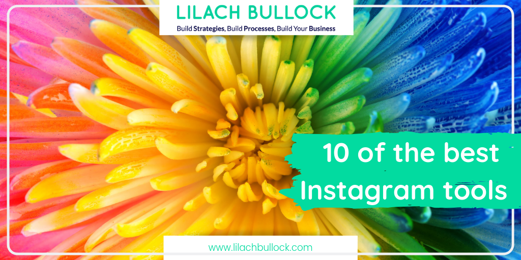 10 of the best Instagram tools