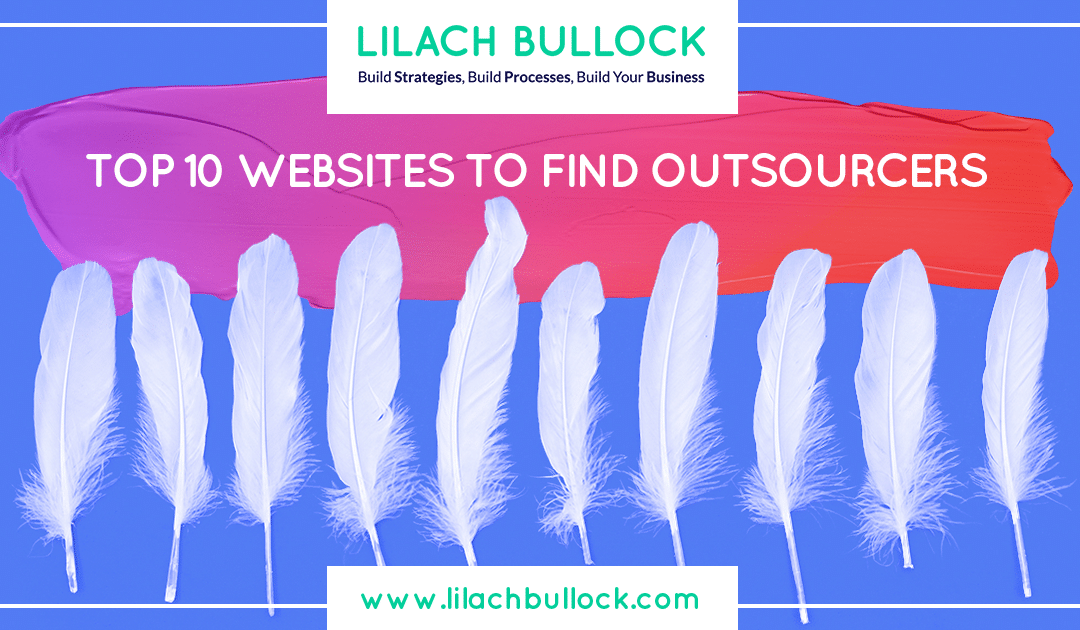 Top 10 websites to find outsourcers
