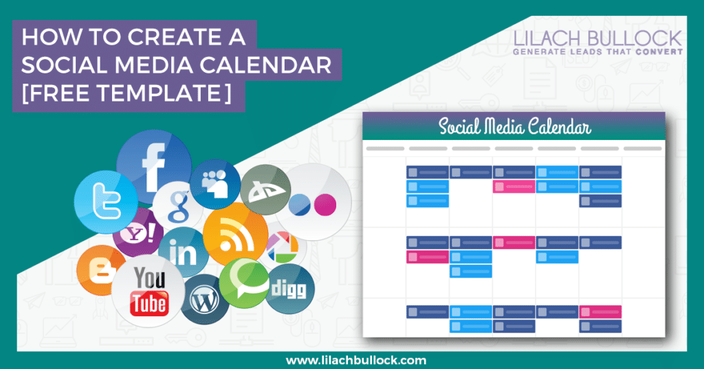 social media templates free - how to create a social media calendar free social media