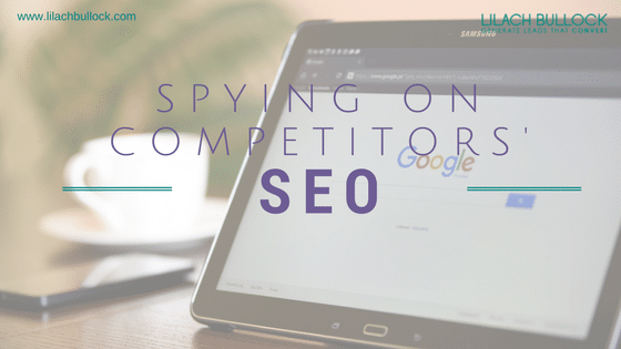 The how, what and why you should spy on competitors