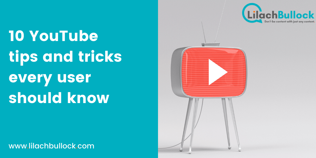 10 YouTube tips and tricks every user should know