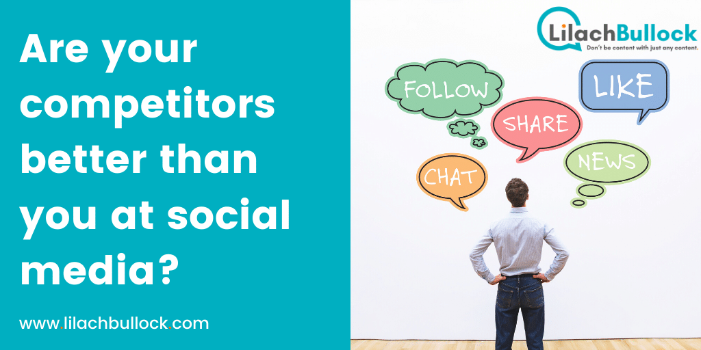 Are your competitors better than you at social media?