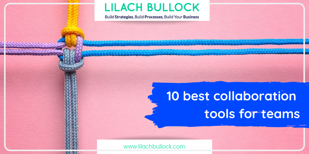 10 best collaboration tools for teams