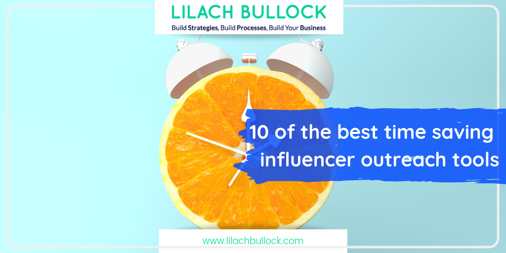 10 of the best time saving influencer outreach tools