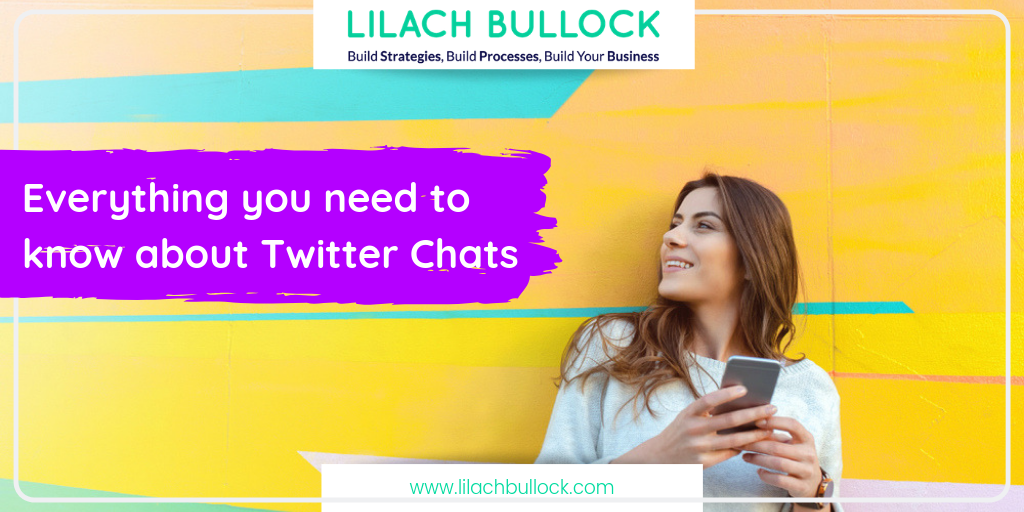 Everything you need to know about Twitter Chats