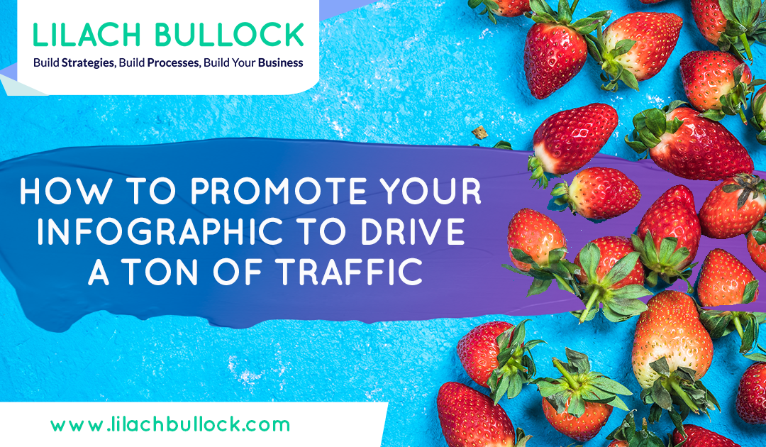 How to promote your infographic to drive a ton of traffic