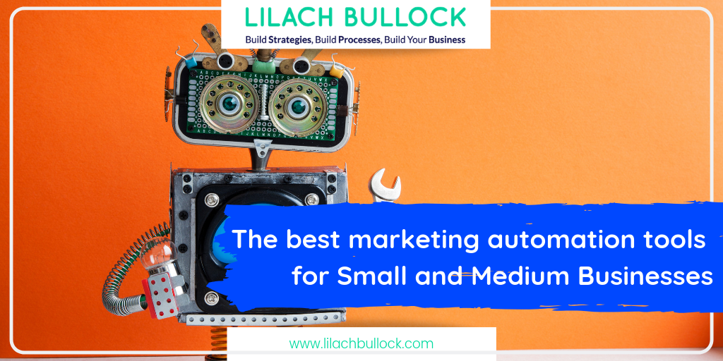 The best marketing automation tools for Small and Medium Businesses