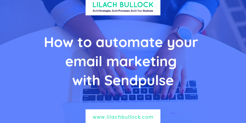 How to automate your email marketing with Sendpulse