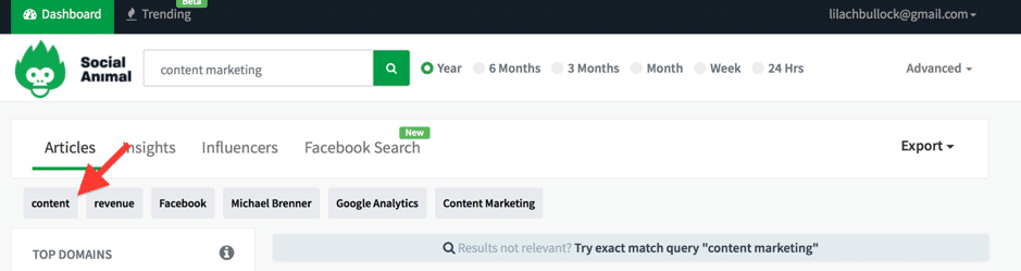 How to win at content marketing with kickass content research