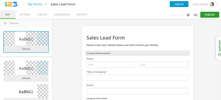 How to get more out of your online forms with a Salesforce integration