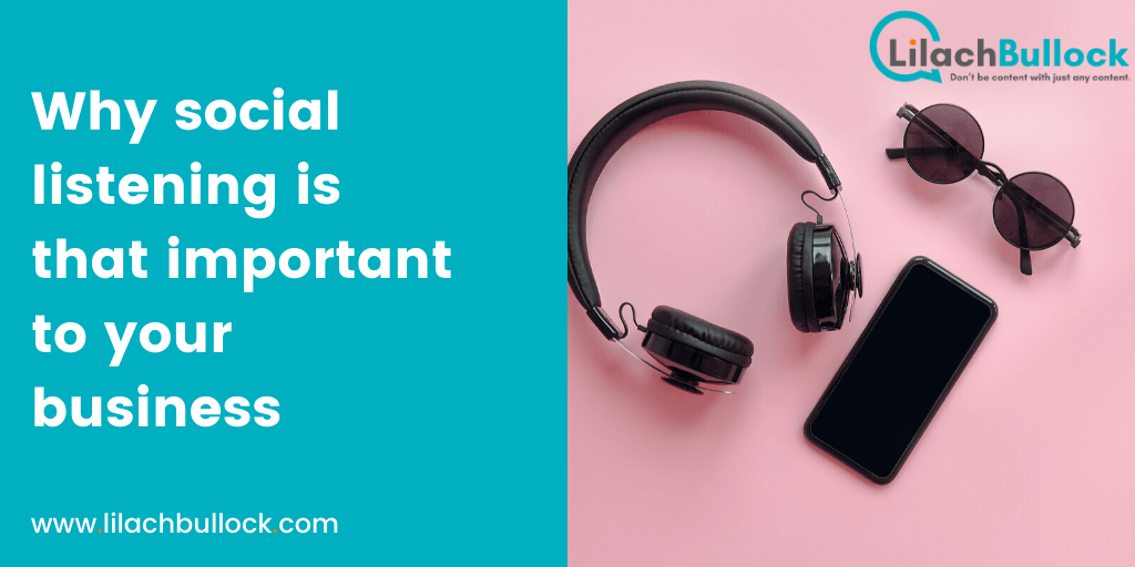 Why social listening is that important to your business
