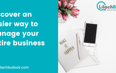 Discover an easier way to manage your entire business