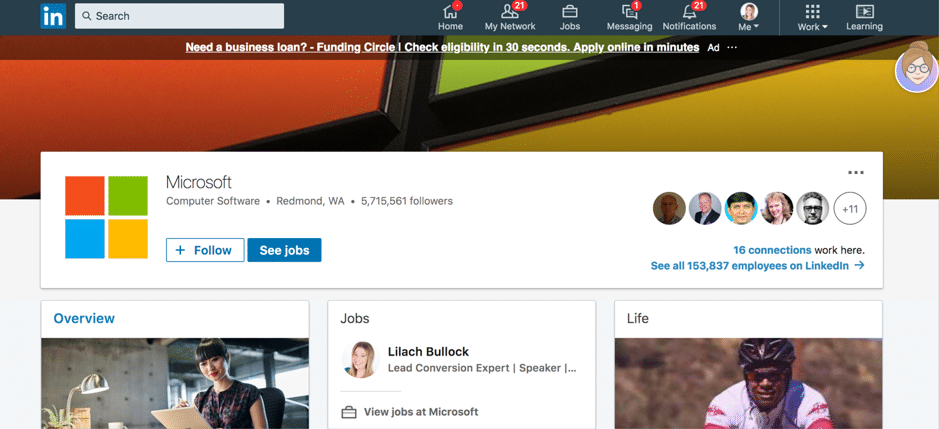 How to manage your LinkedIn Company Page: everything you need to know