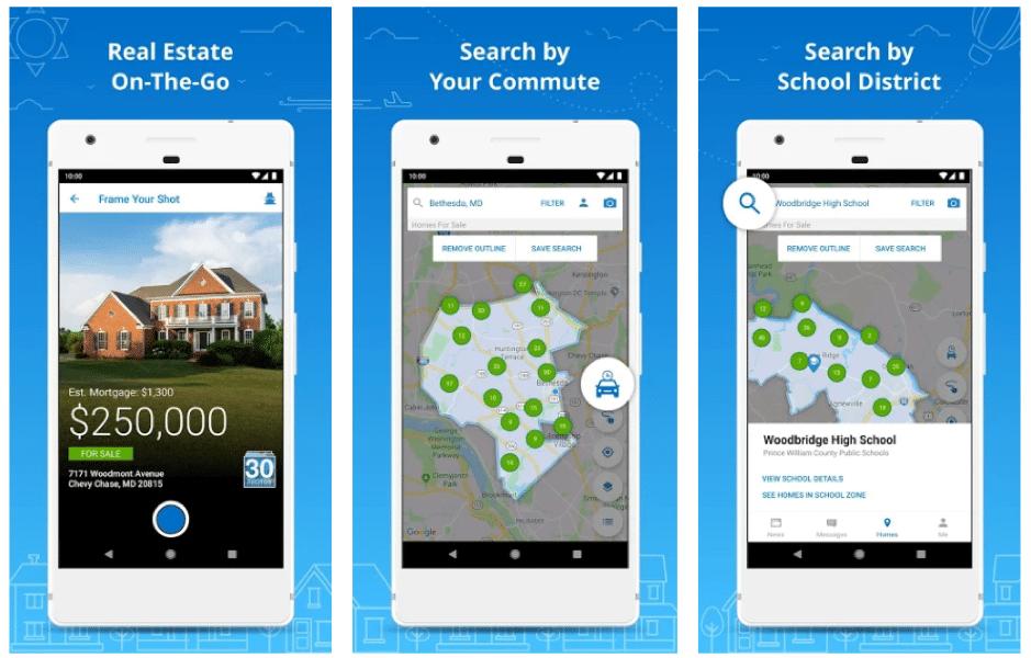 Homesnap Real Estate & Rentals app