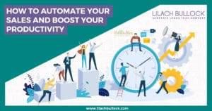 How to automate your sales and boost your productivity