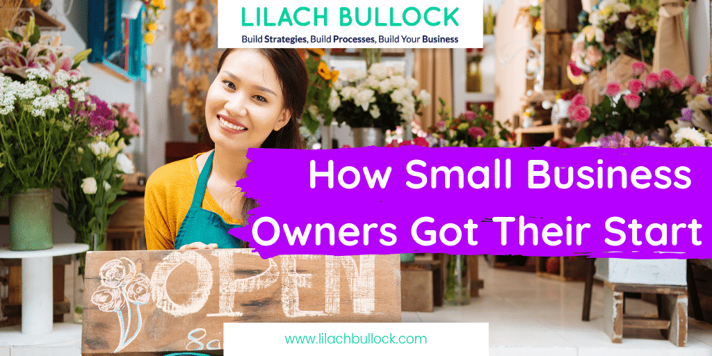 How Small Business Owners Got Their Start