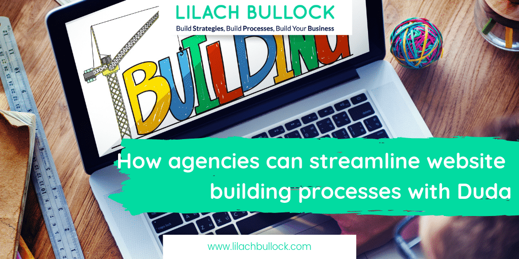 How agencies can streamline website building processes with Duda