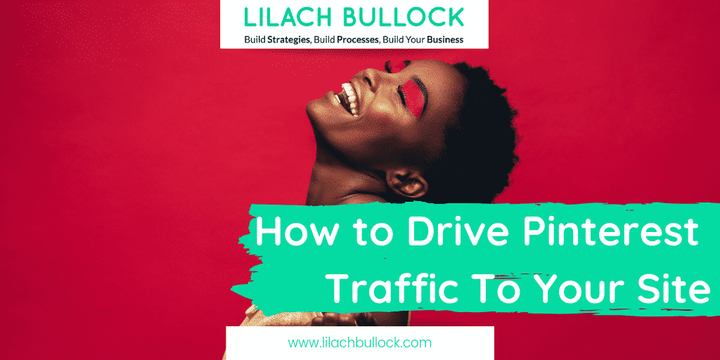 How to Drive Pinterest Traffic To Your Site