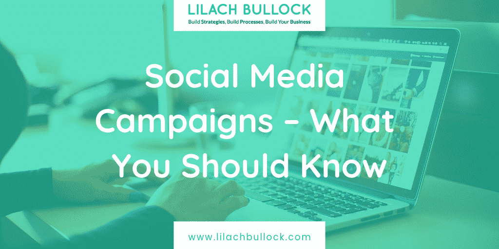 Social Media Campaigns – What You Should Know