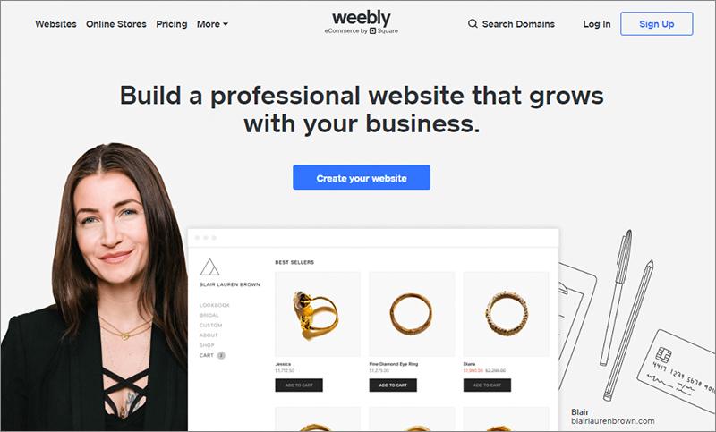 10 Best WYSIWYG Website Builders For Small Business