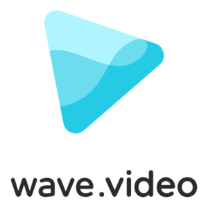 wave.video logo