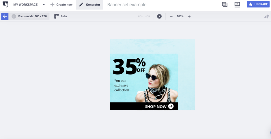 How to create awesome banner ads with Bannersnack