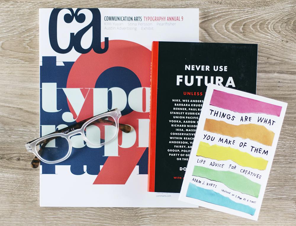 designing a leaflet for print