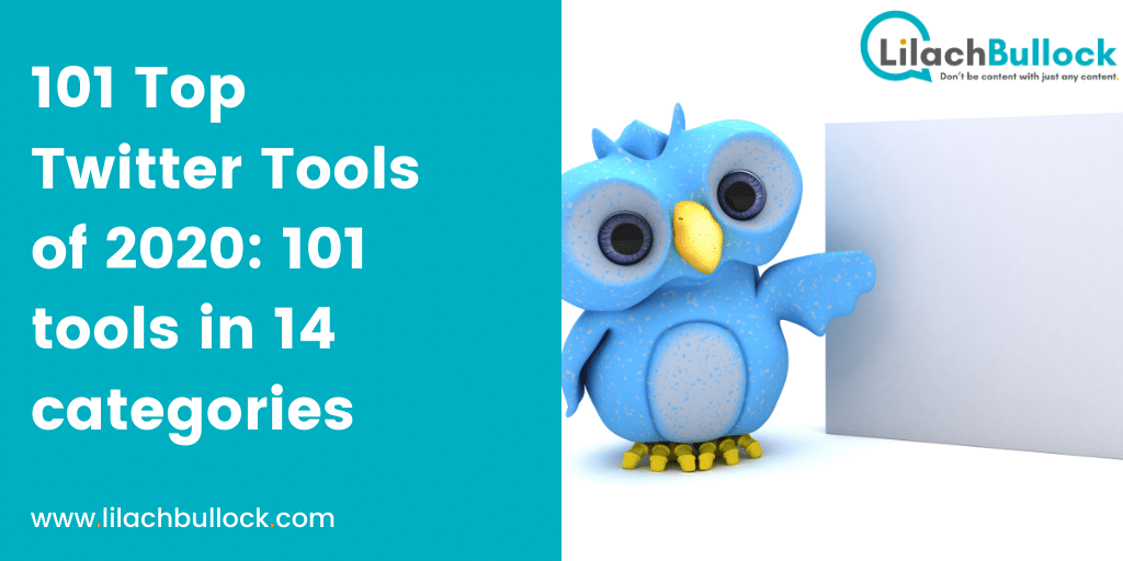 101 Top Twitter Tools of 2020_ 101 tools in 14 categories