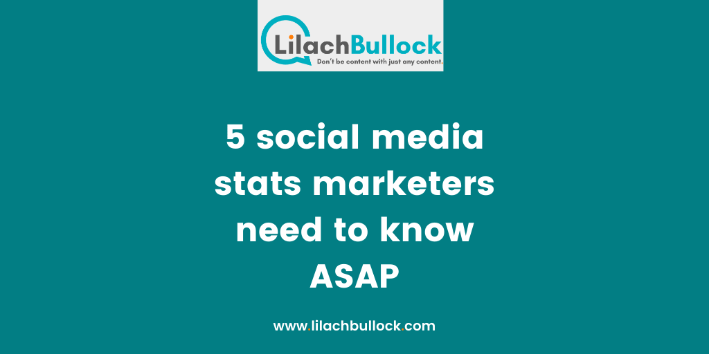 5 social media stats marketers need to know ASAP-min