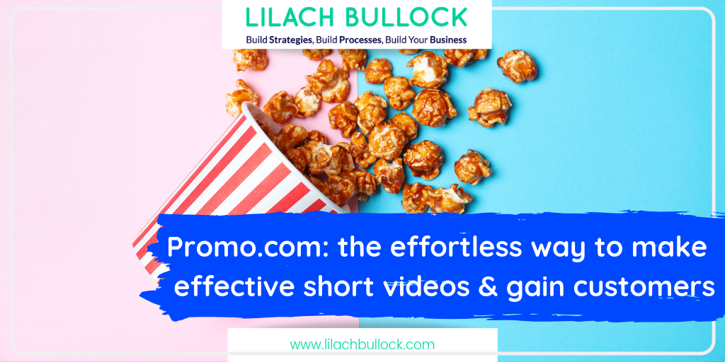Promo.com: the effortless way to make effective short videos and gain customers