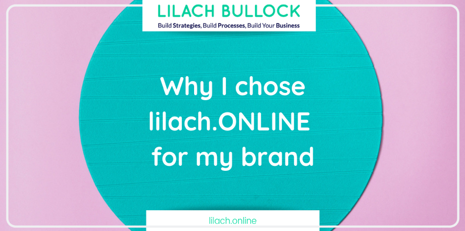 Why I chose lilach.ONLINE for my brand