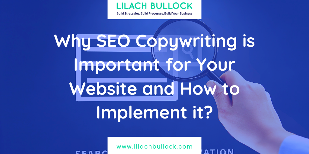 Why SEO Copywriting is Important for Your Website and How to Implement it?