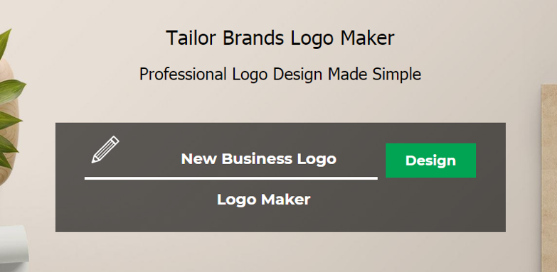 tailor brands screenshot 2