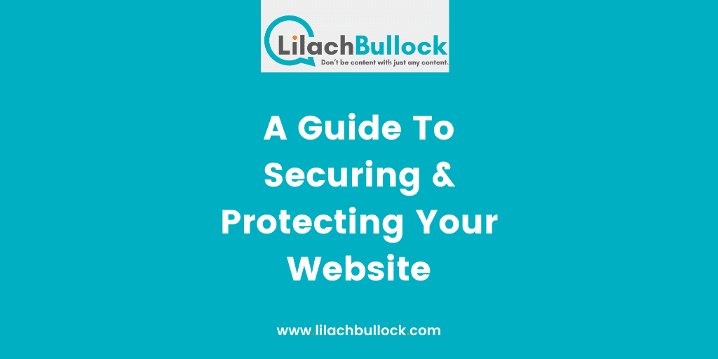 A Guide To Securing _ Protecting Your Website