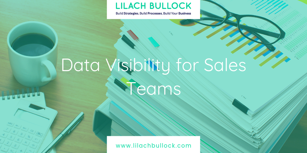 Data Visibility for Sales Teams