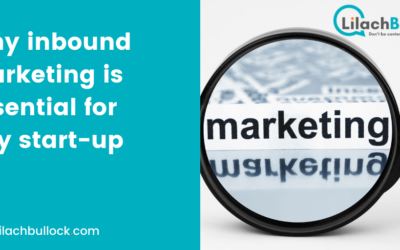 Why inbound marketing is essential for any start-up