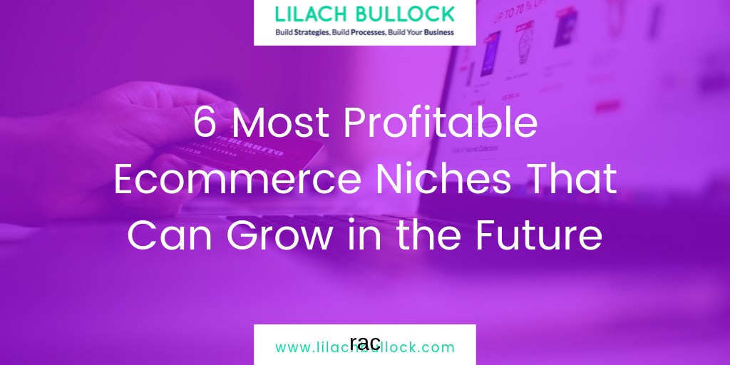 6 Most Profitable Ecommerce Niches That Can Grow in the Future