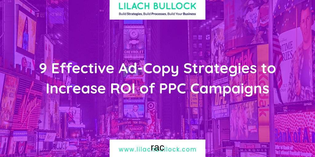 9 Effective Ad-Copy Strategies to Increase ROI of PPC Campaigns
