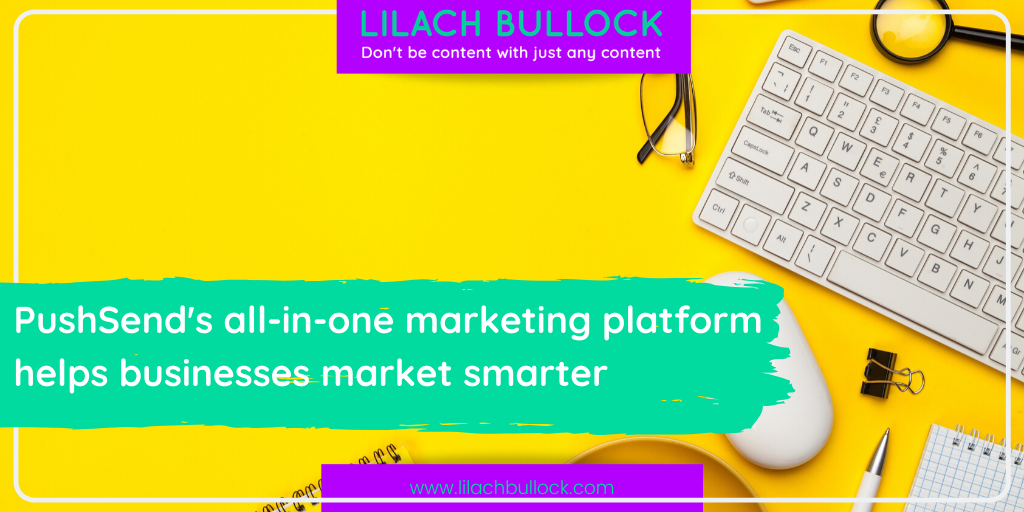 PushSend's all-in-one marketing platform helps businesses market smarter