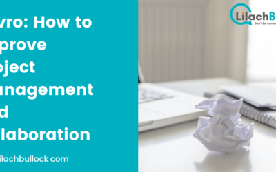 How to improve project management and collaboration across your entire business