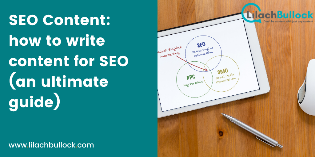 SEO Content how to write content for SEO (an ultimate guide)