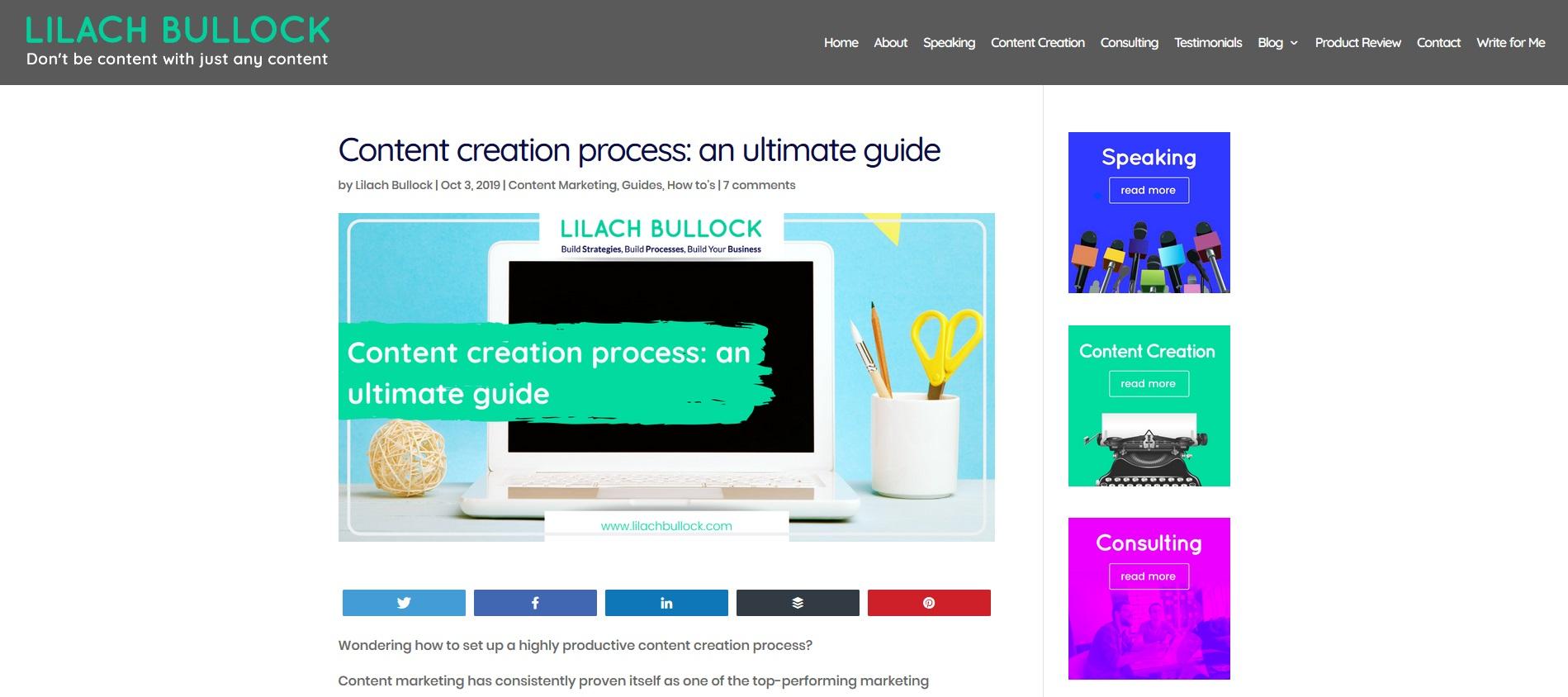 lilach bullock ultimate guide