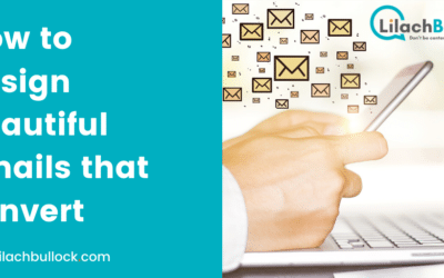 How to design beautiful emails that convert